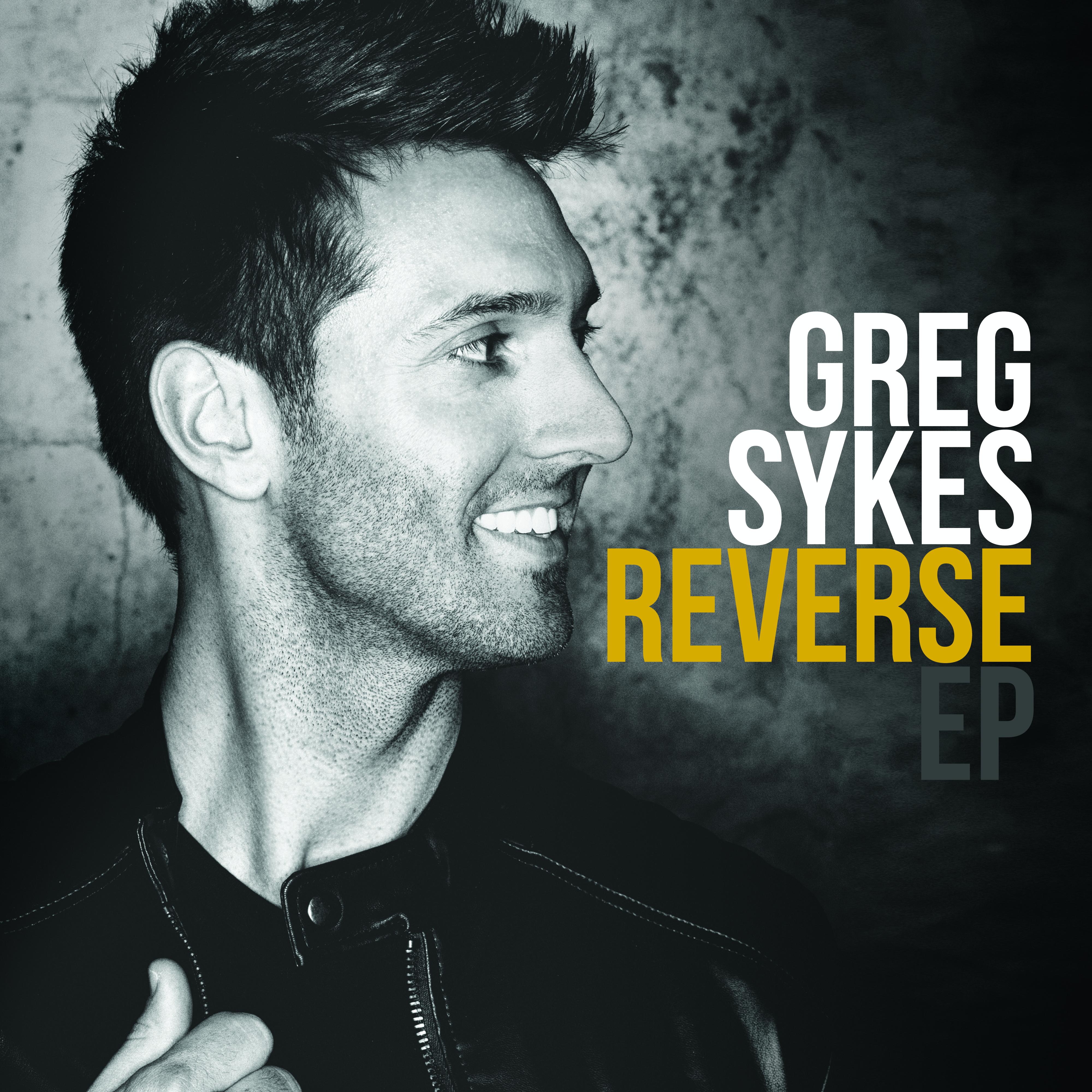 Greg Sykes_Reverse EP_Cover