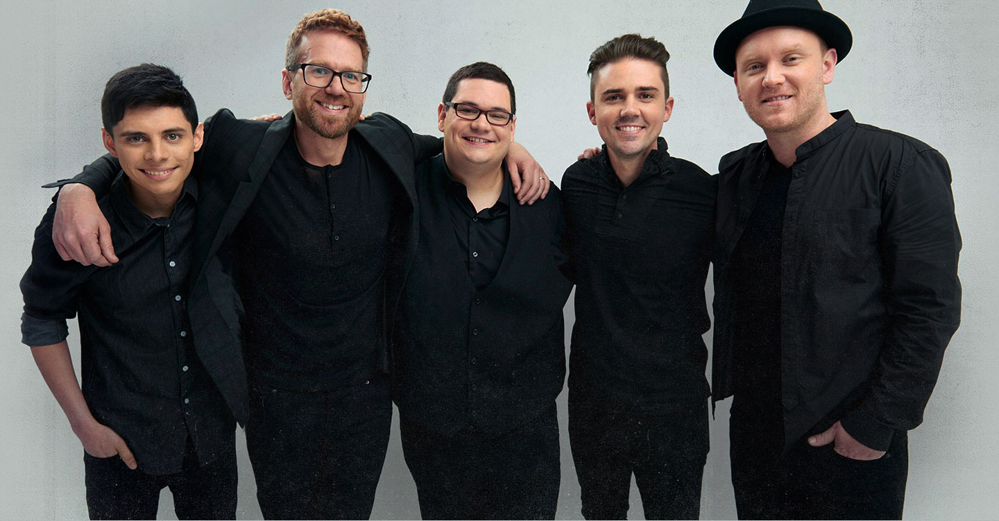 """News: Sidewalk Prophets Premiere New Music Video For """"Impossible ..."""