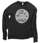 Ellie+Merch+Gray+Sweatshirt