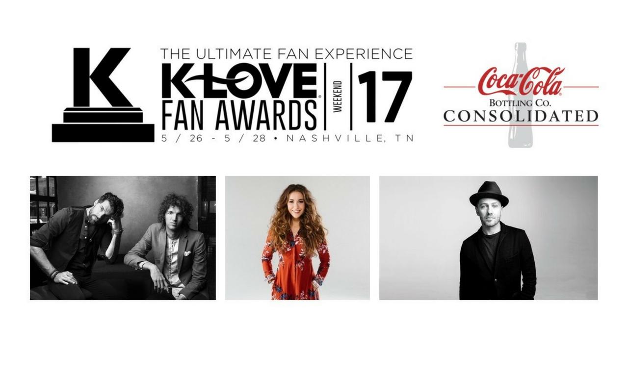 KLOVE Awards VOTE – FreeCCM Slideshow