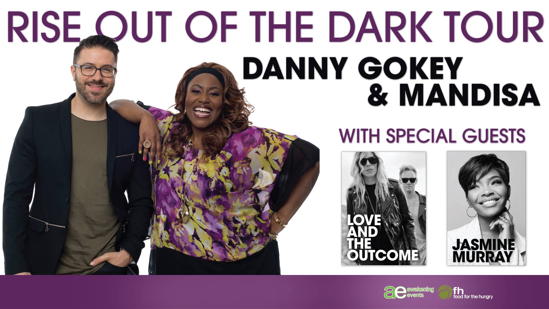 news mandisa and danny gokey team up for the rise out of. Black Bedroom Furniture Sets. Home Design Ideas