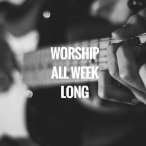 Worship - Guitar
