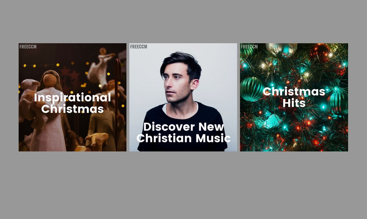 Spotify Playlists – Rotating Banner