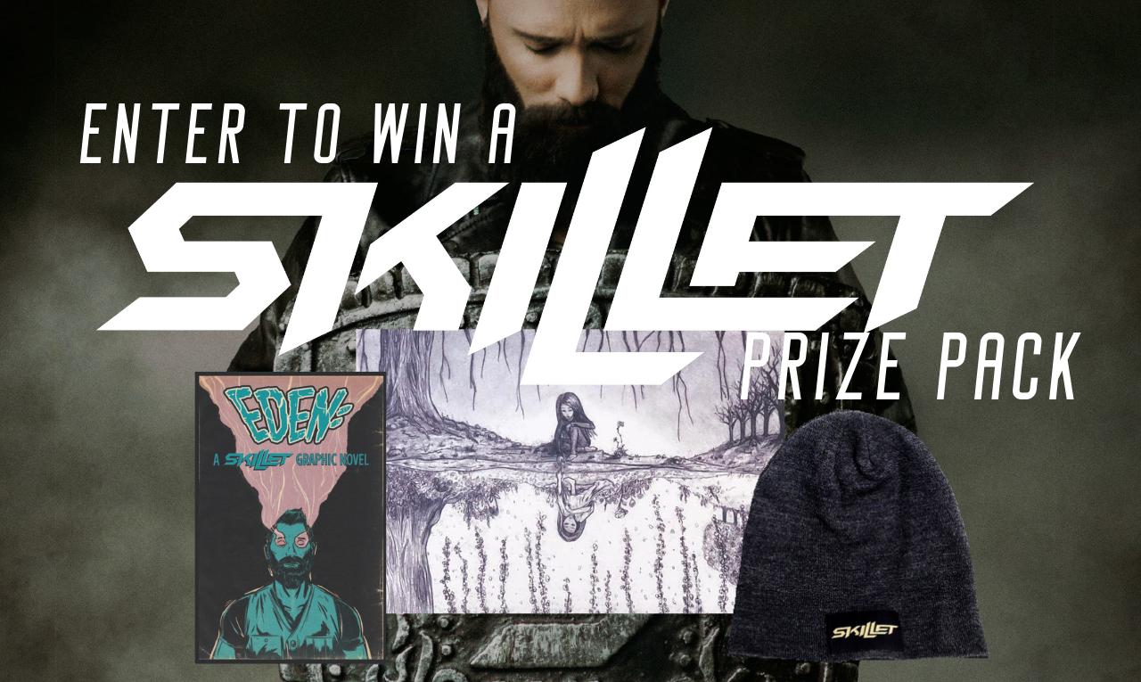 Skillet Prize Pack – Slider