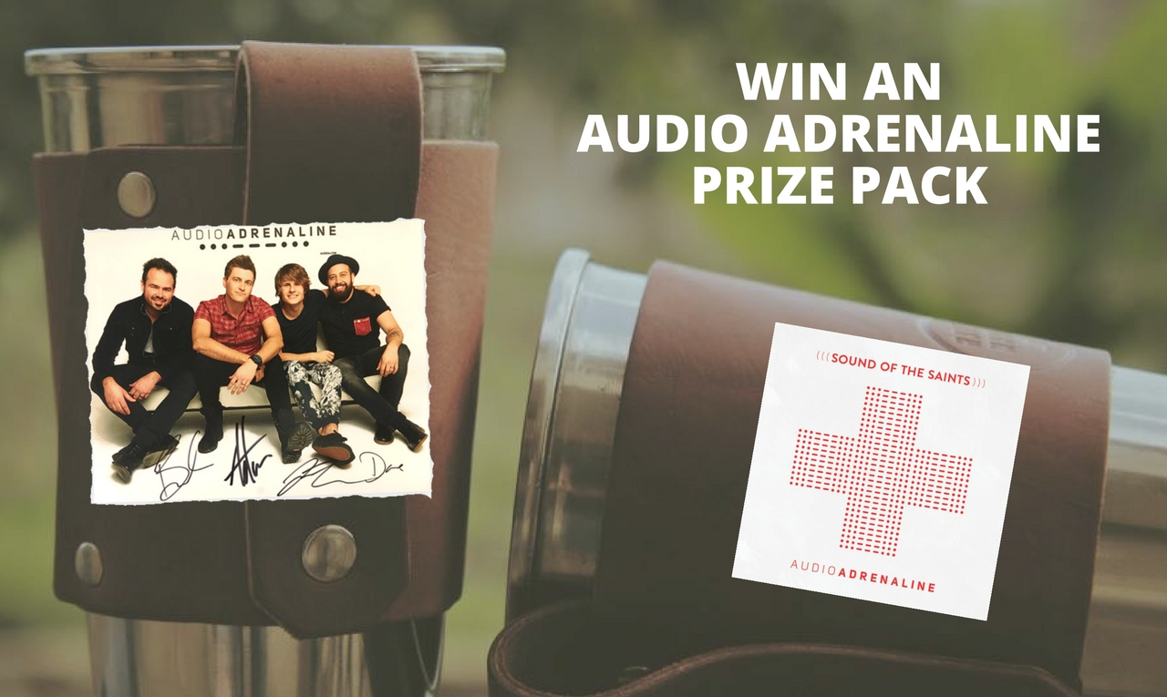 Audio Adrenaline Prize Pack (2)