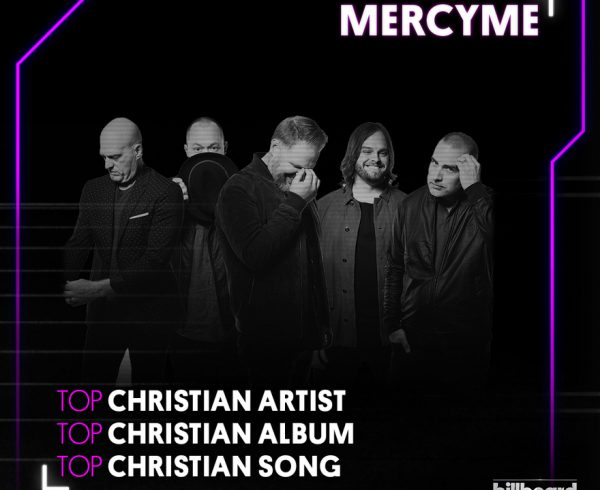 Behind The Song: MercyMe Shares The Heart Behind Their Brand