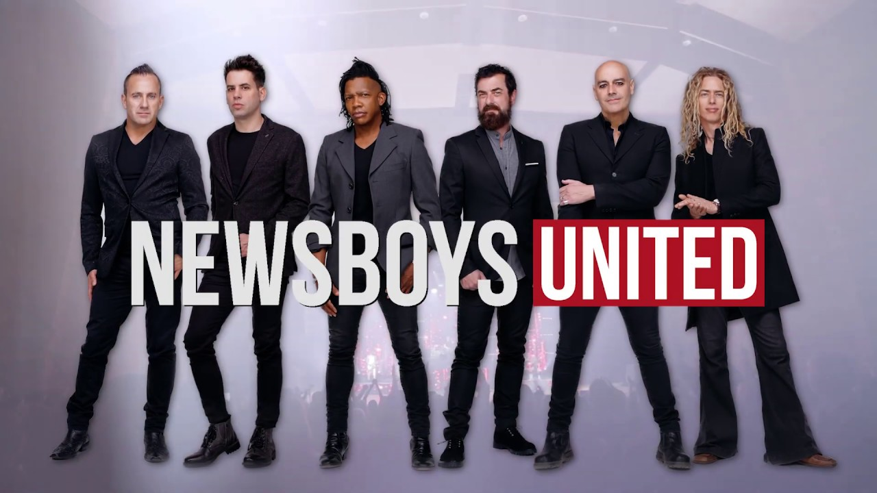 Newsboys Tour 2020.Newsboys United Extends Monumental Greatness Of Our God